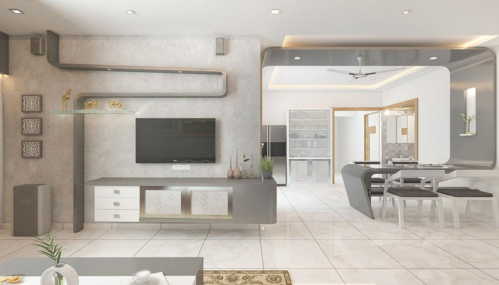 Contemporary Interior Design | Best Interior Design Firms in Ahmedabad